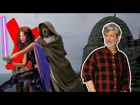 Star Wars: Everything We Know About George Lucas
