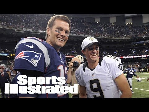 How Tom Brady & Drew Brees Are Hurting The NFL By Hiding Concussions | SI NOW | Sports Illustrated
