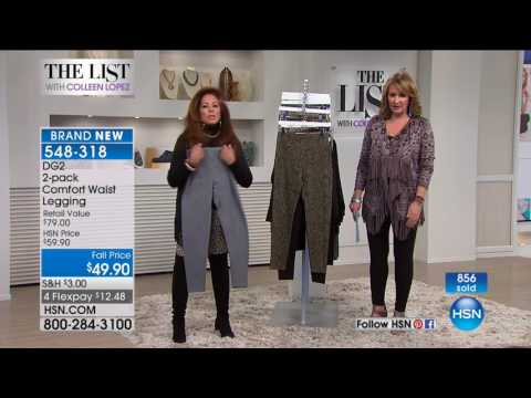 HSN | The List With Colleen Lopez 08.10.2017 - 10 PM