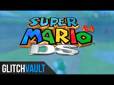 Super Mario 64 DS Glitches and Tricks!