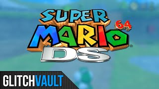 Super Mario 64 DS Glitches and Tricks!