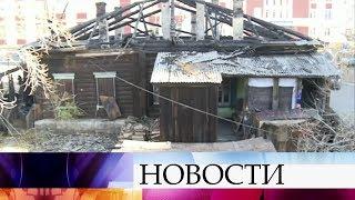 В Бурятии Светлана Пежемская, рискуя жизнью, спасла из огня 12 человек.