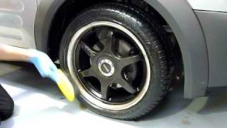 Cleaning Wheel Arches - Car Cleaning Guru