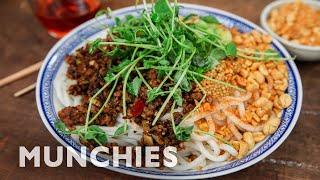 How To Make Spicy Dan Dan Noodles