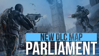 Parliament Gameplay & Review (Call of Duty: Advanced Warfare Supremecy DLC)