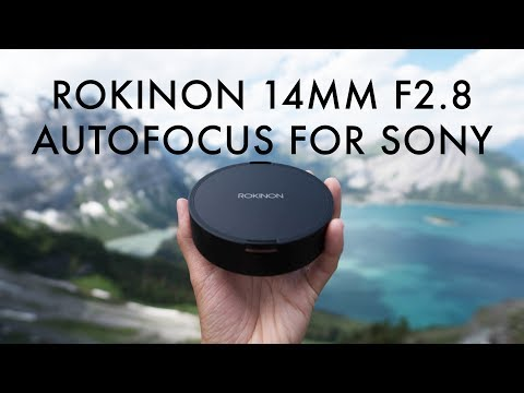 SAMYANG/ROKINON 14MM F2.8 AF FE REVIEW | SONY A6300