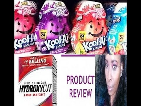 pro-clinical-hydroxycut-lose-weight-&-kool-aid-liquid-|-product-reviews