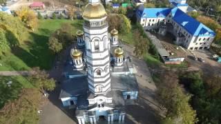 Полет DJI Phantom 3 Уфа достопримечательности(This video is about Уфа 2015., 2016-04-01T03:17:41.000Z)