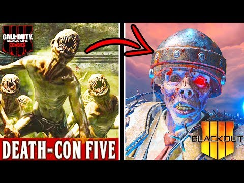 NEW ZOMBIES / BLACKOUT UPDATE! || NEW PERK! || NEW MAP AREAS! // BLACK OPS 4 ZOMBIES thumbnail