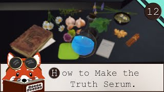 How to Make the Truth Serum  Midnight in Salem