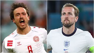 Denmark will be a real threat to England in the Euro 2020 semifinal - Leboeuf