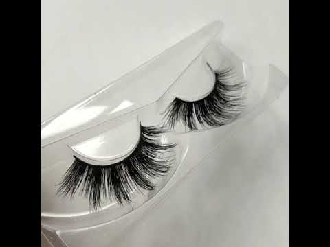 b91141b6807 3D mink eyelash custom packaging box private label eyelashes package ...