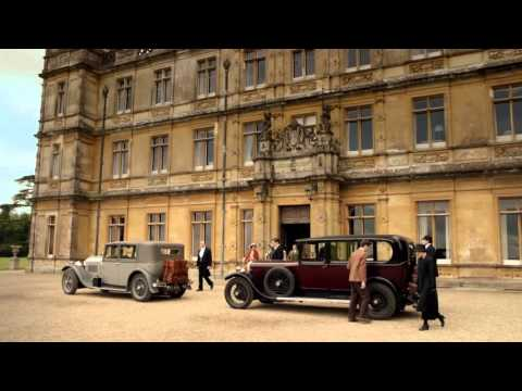 Downton Abbey SERIES FINALE (Christmas Special 2015) (6x09)