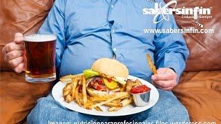 Síntomas de la signos obesidad y