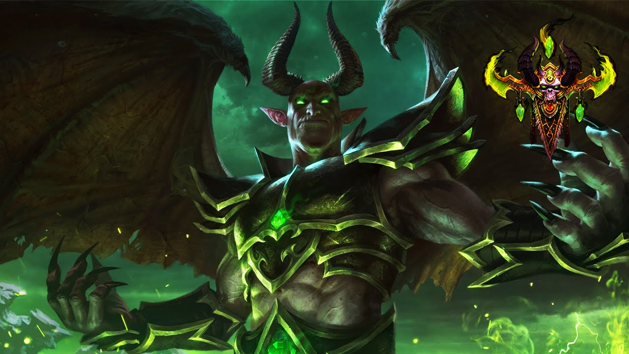 Best Demon Hunter Build World Of Warcraft