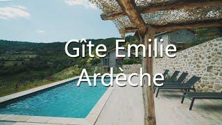 Gîte Emilie, Désaignes, Ardèche