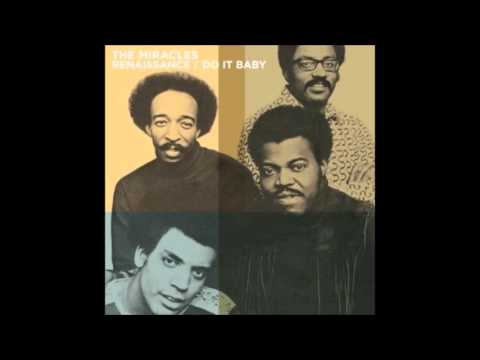 The Miracles - Do It Baby  - A Tom Moulton Mix - Full version