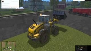 Episode 8: Farming Simulator 2015 Explaining The Biogas Plant Operation