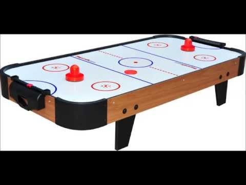 (Children Game) Playcraft Sport 40 Inch Air Hockey Table + Review