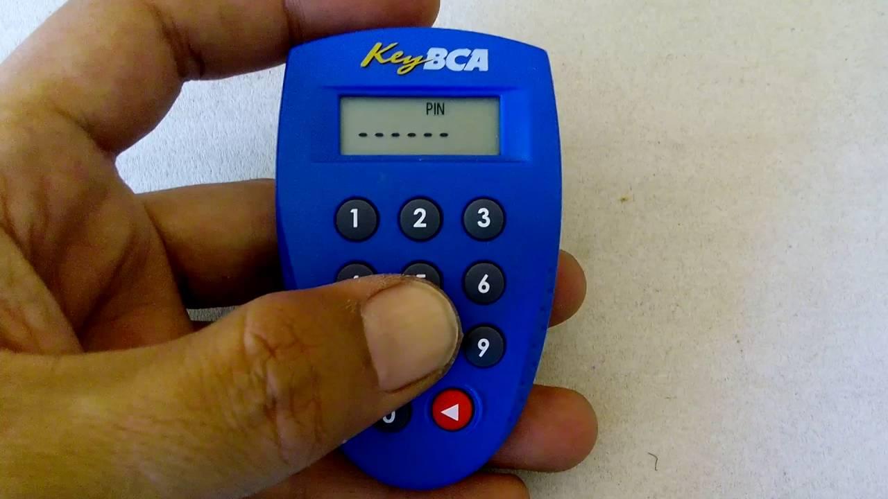 Cara Menggunakan Key BCA - YouTube
