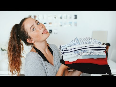 Huge Try-on Brandy Melville Haul | Summer Fashion Edition