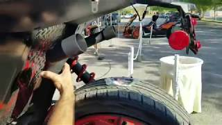 Download Welter Performance Aftermarket Polaris Slingshot Exhaust Install Mp3 and Videos