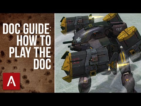 War Robots [WR] Tutorial - How to play the DOC