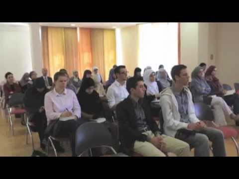Jasser Auda - Q and A on Women in the Islamic Law, Bosnia - P3