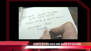 Portland Gold Buyers - Investing in Gold - Krugerrand - 971-222-3435