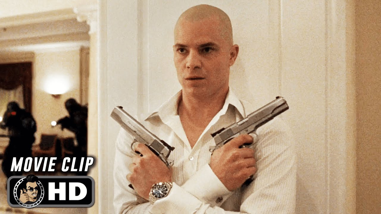 "Download HITMAN Clip - ""Hotel Shootout"" (2007)"
