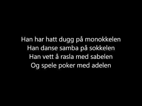 Kaizers Orchestra - Dr. Mowinckel [lyrics]