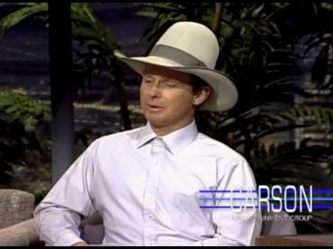 Funny Cowboy Poetry On Johnny Carson's Tonight Show