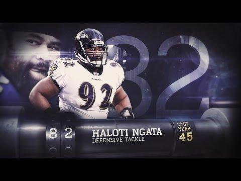 #80 Haloti Ngata (DT, Ngata) | Top 100 Players of 2015