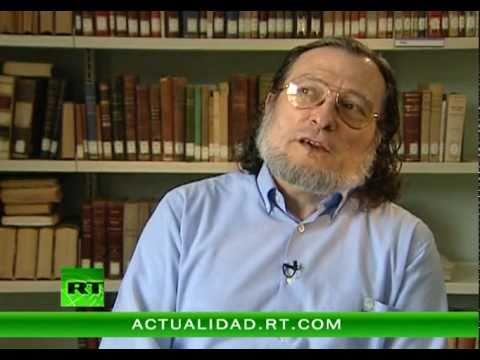 Entrevista con Santiago Niño Becerra, economista, autor del libro El crash del 2010