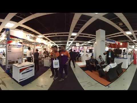 Putra World Trade Centre MTE 2018 Malaysia Technology Expo - 360 Video