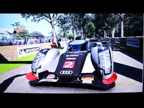 Speed 5.2: Audi R18 TDI (Audi Sport Team Joest)