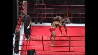 2000 08 12   Anderson Silva vs  Jose Barreto Mecca   World Vale Tudo 2