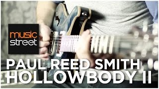 Paul Reed Smith Hollowbody Ii Piezo - Faded Whale Blue (ft. Quilter Aviator Combo Amplifier)