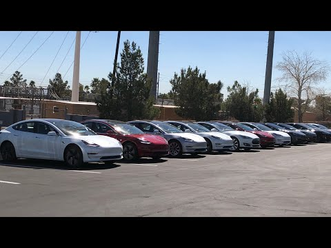 Tesla News - Mass Model 3 Deliveries, Model S Rangers