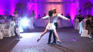 OUR AMAZING AND BEAUTIFUL FIRST WEDDING DANCE!