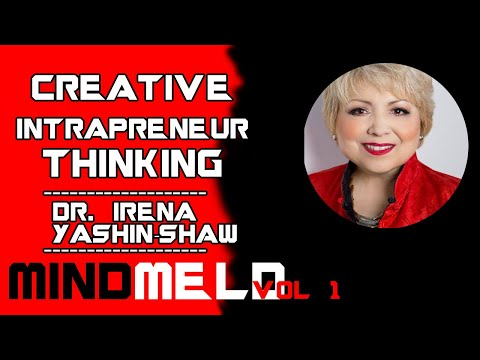 Imagineering: A Culture of Problem Solvers with Dr. Irena Yashin-Shaw