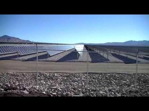 Solar projects in Nevada Jan 2017