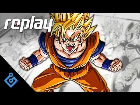 Replay - Dragon Ball Z: Sagas