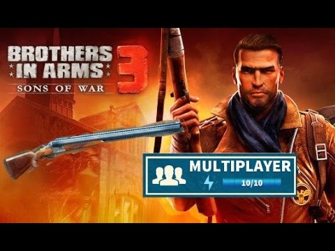 Download Brothers In Arms 3 - Shotgun + Multiplayer Mode (Tutorial)