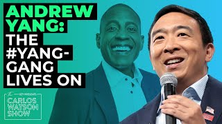 Andrew Yang: From Emo Asian Kid to Biden's Cabinet?