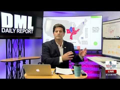 RSBN Election Night Coverage with Dennis Michael Lynch 11/8/16