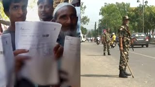 Final Assam National Register of Citizen list is out amid tight security