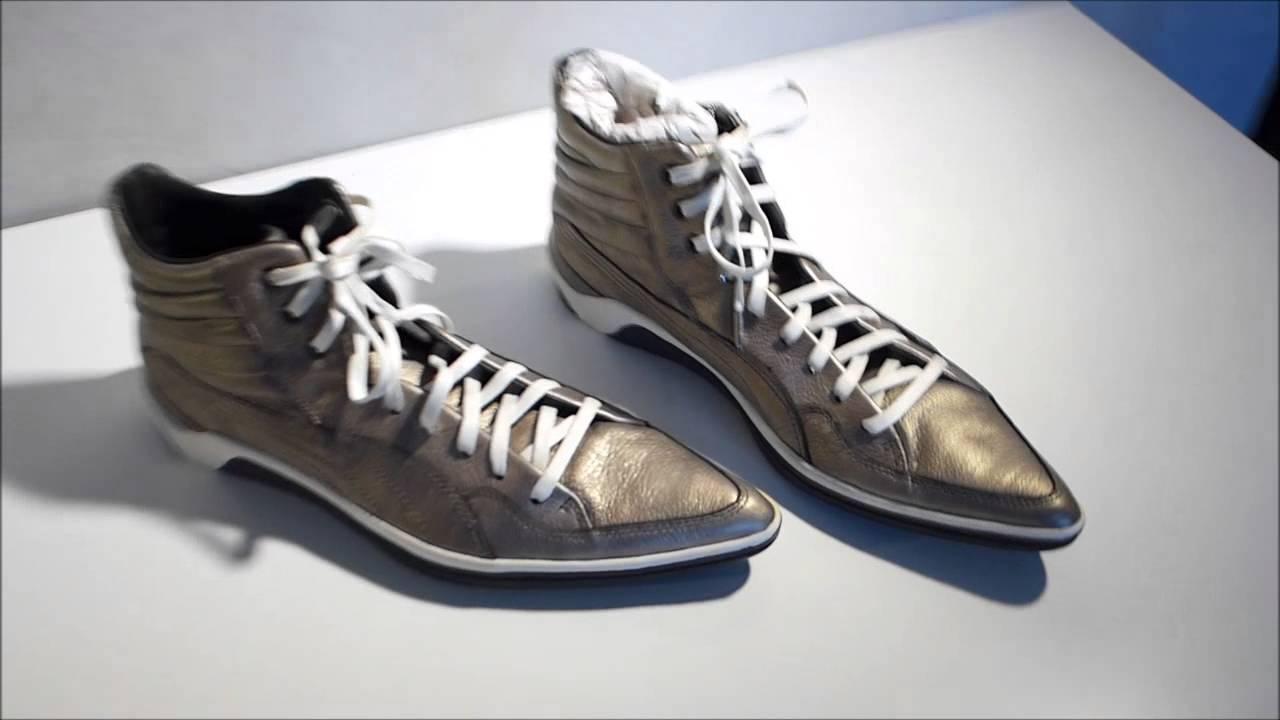 обувь Alexander McQueen с сайта Aliexpress - YouTube