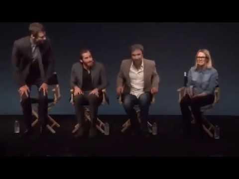 Hugh Jackman & Jake Gyllenhaal Interview about film Prisoners