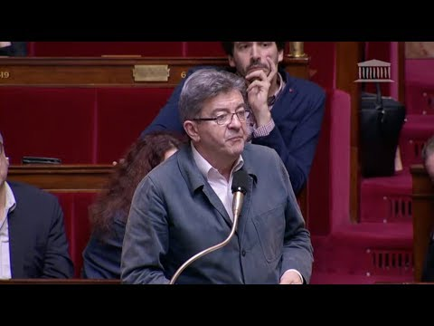 «LA VAGUE DÉGAGISTE VA CONTINUER» - Jean-Luc Mélenchon